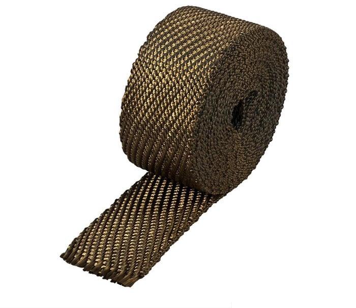 Heat Shield Lava Exhaust Wrap