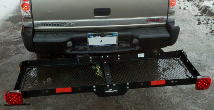 Hitch Cargo Carriers Lights