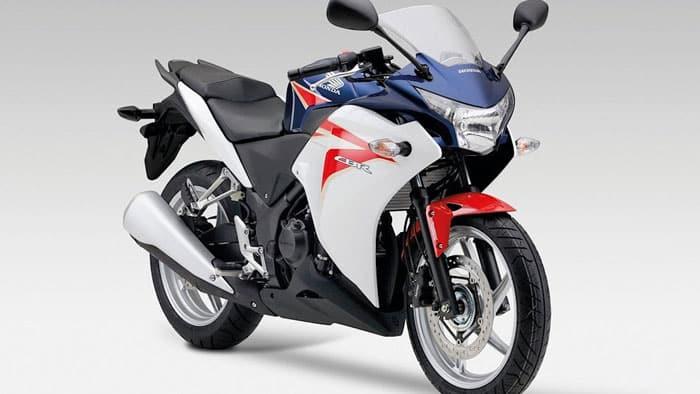 Honda's CBR250R