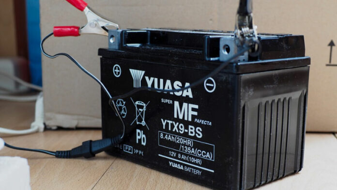 How Long Does It Take to Charge a Motorcycle Battery and Why?