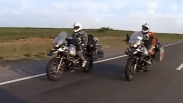 Long Way Round – Travelling Around the Globe by Motorcycle