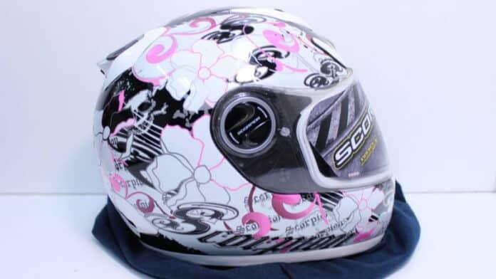Scorpion EXO-700 Fiore Pink Helmet Review – BikersRights