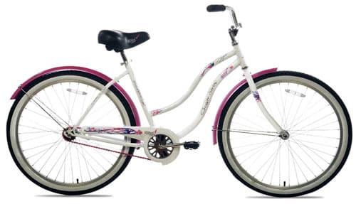 Susan G Komen Single Speed Beach Cruiser Bike