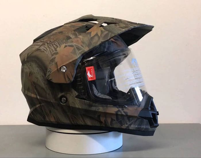 The AFX FX-39 DS Helmet