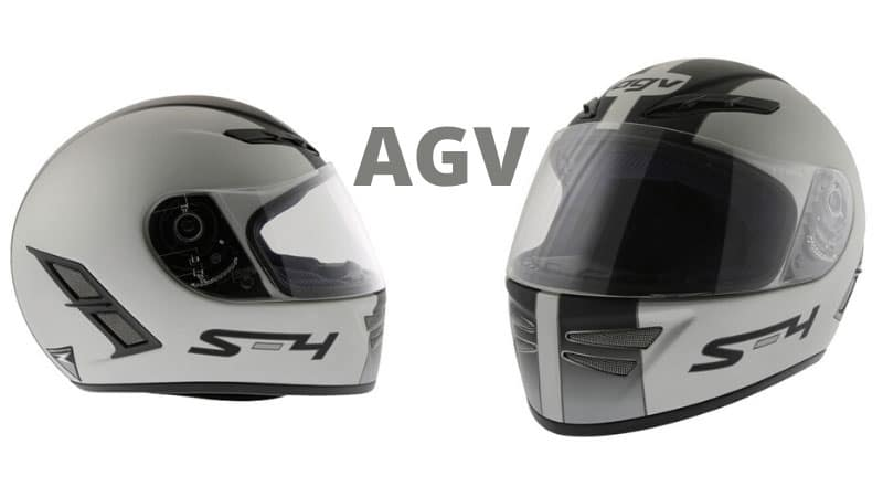 The AGV S-4 Helmet