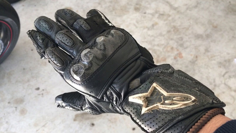 The Alpinestars SP-2 Gloves