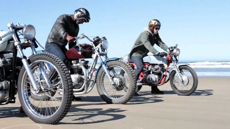 The Café Racer: RE Continental GT Review