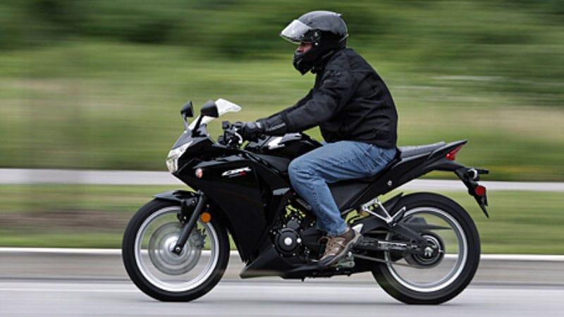 The Honda CBR250R Mugen
