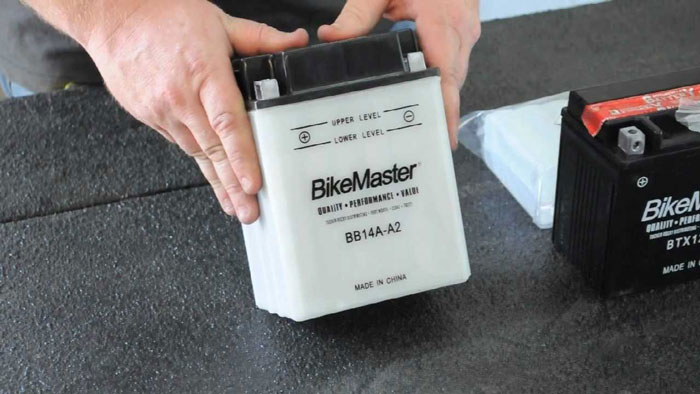 Upgrading Your Motorcycle Battery