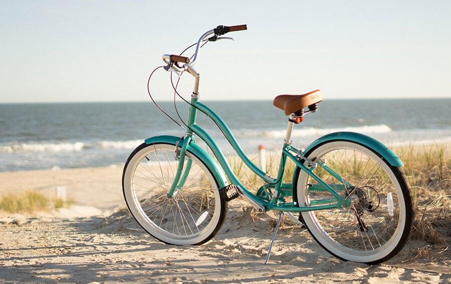 best womens beach cruiser