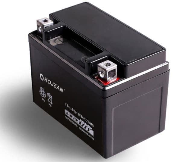 AGM Motorcycle Batteries