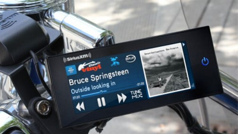 How to Install Sirius Radio on a Motorcycle
