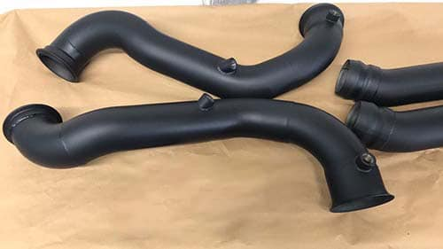 Ceramic Coat Exhaust