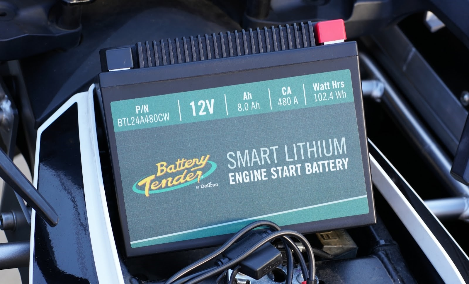 best motorcycle lithium battery