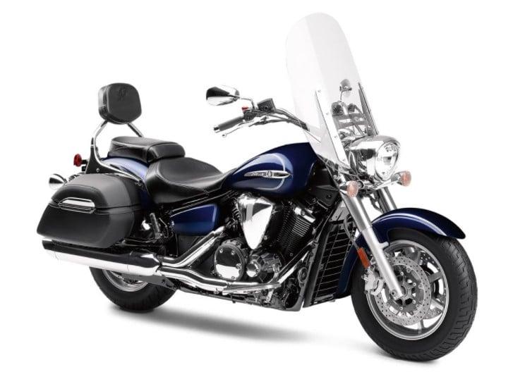 Yamaha V Star 1300 Tourer