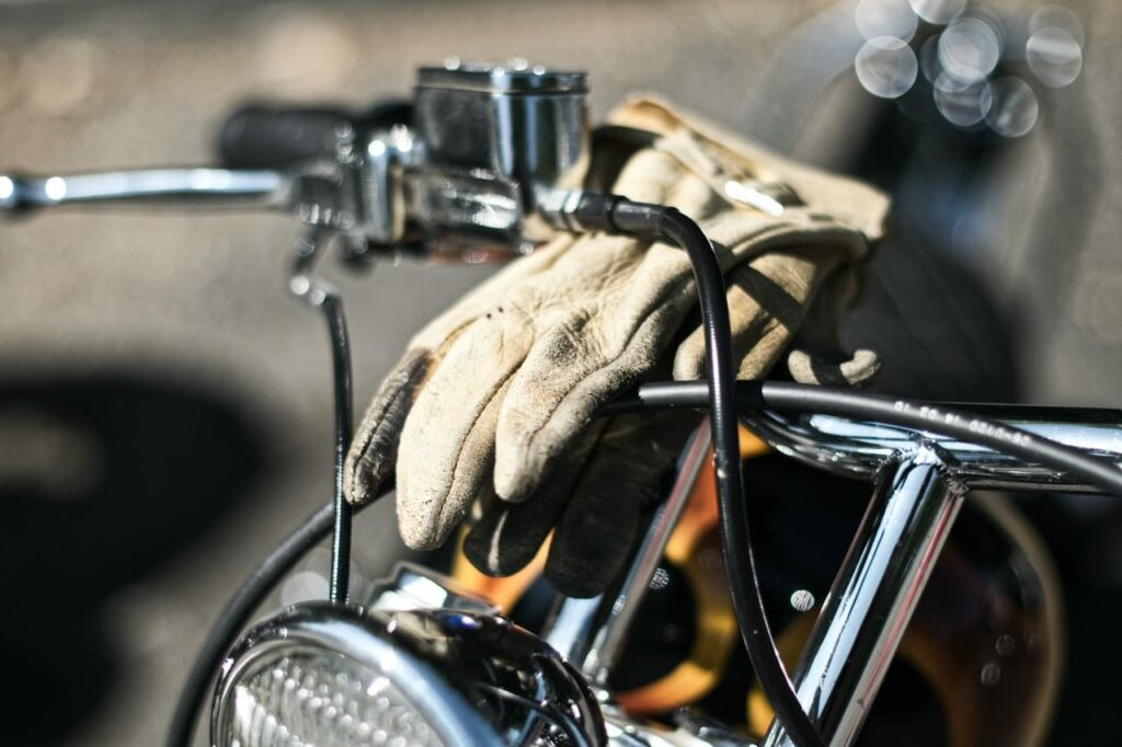 motorcyle gloves