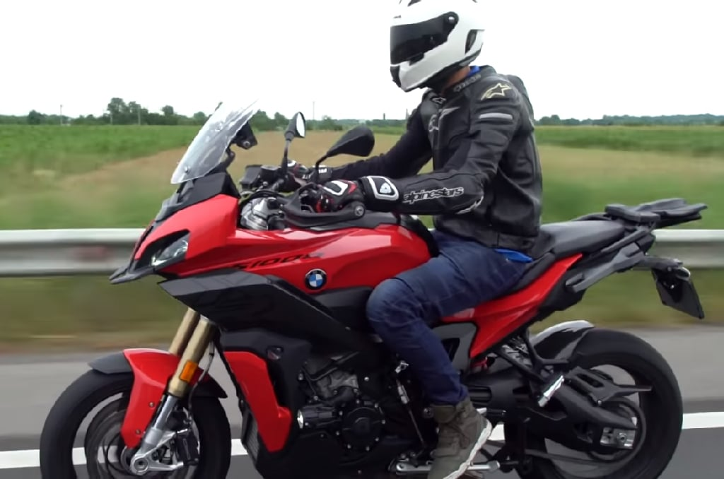 touring sport motorcycle
