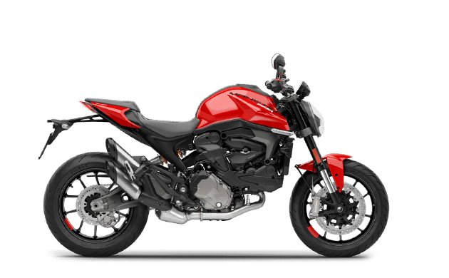 Ducati Monster-937-Red