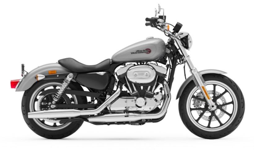 Harley-Davidson Sportster 883 Super Low