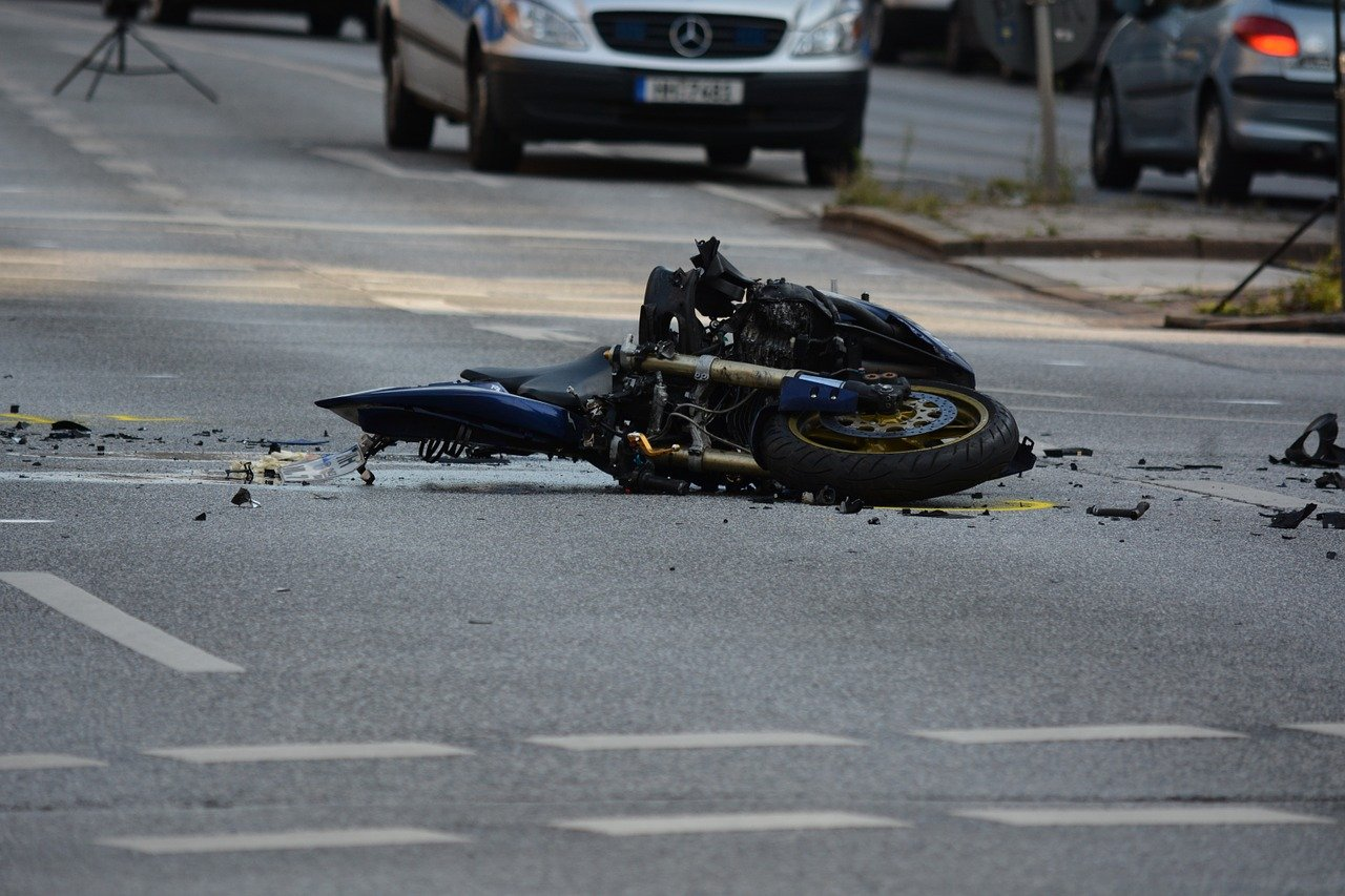 are motorcycles dangerous?
