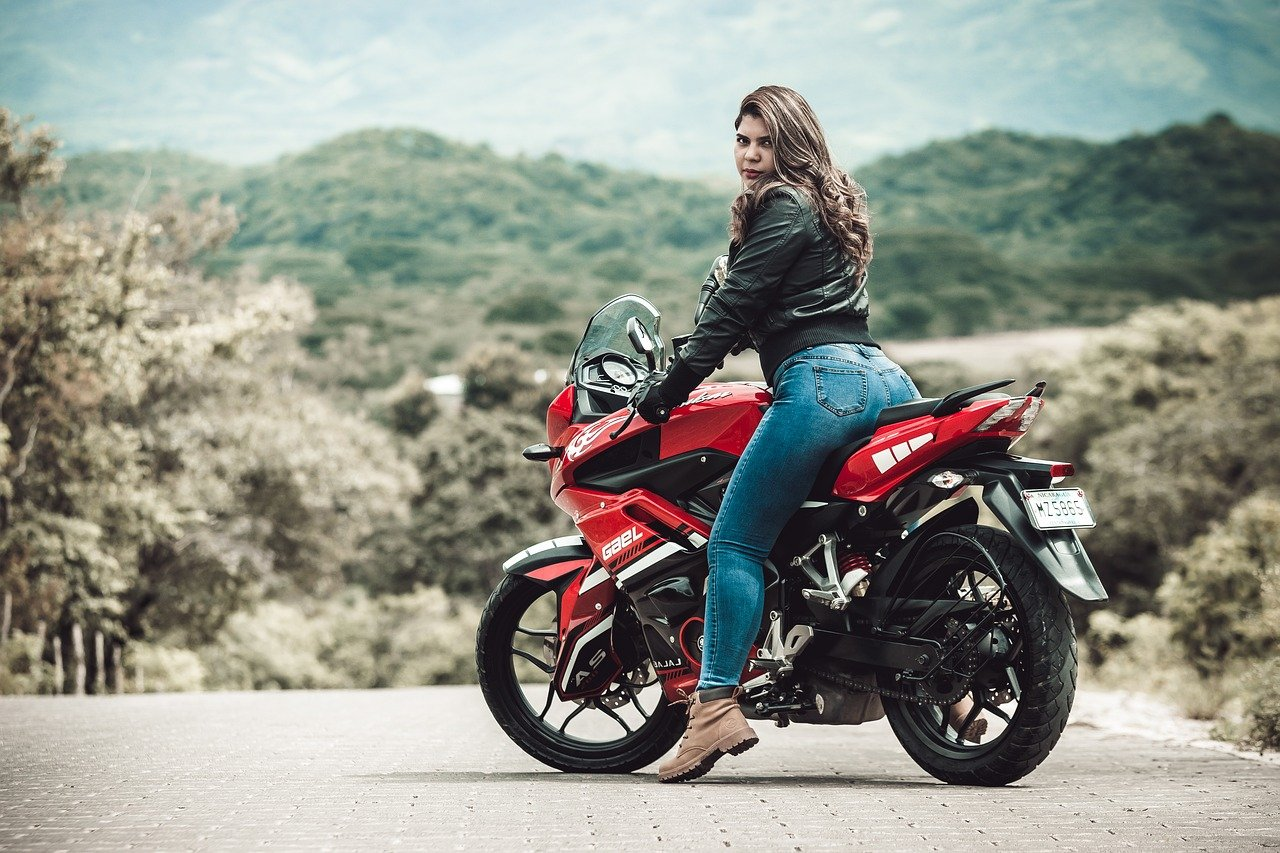 best motorcycle for women