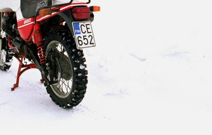 The Best Winter Motorcycle Tires — Props for Tread Design and Grippiness