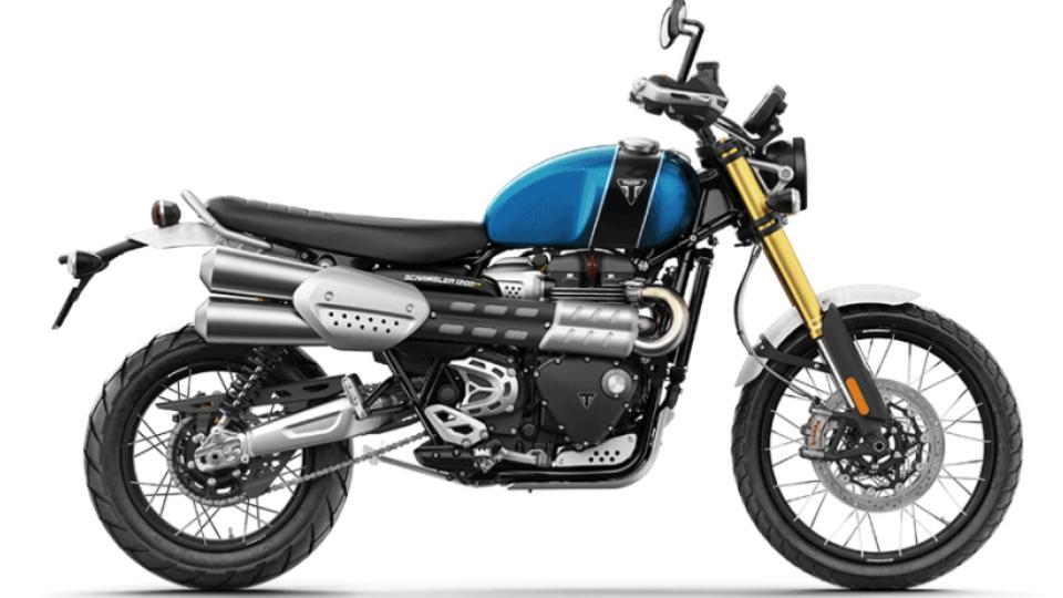 Triumph Scrambler 1200 XE Motorcycle