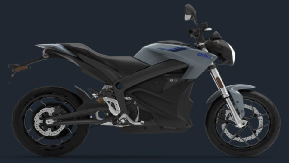 Zero S Motorcycle