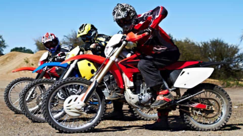 how much is a dirt bike