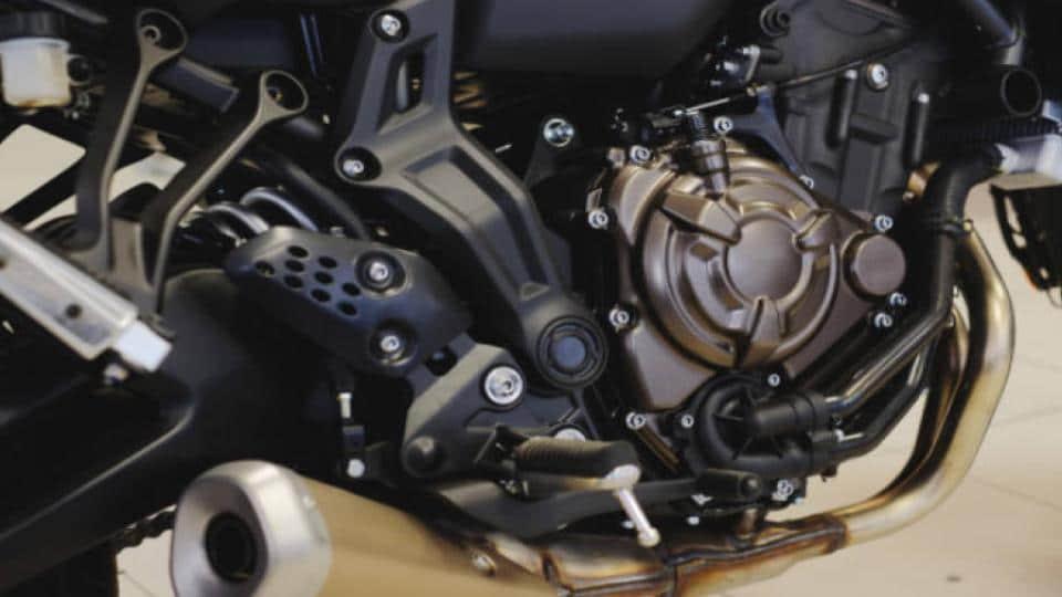 manual transmission motorcycle engine