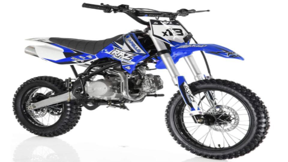 Apollo Original Dirt Bike X18