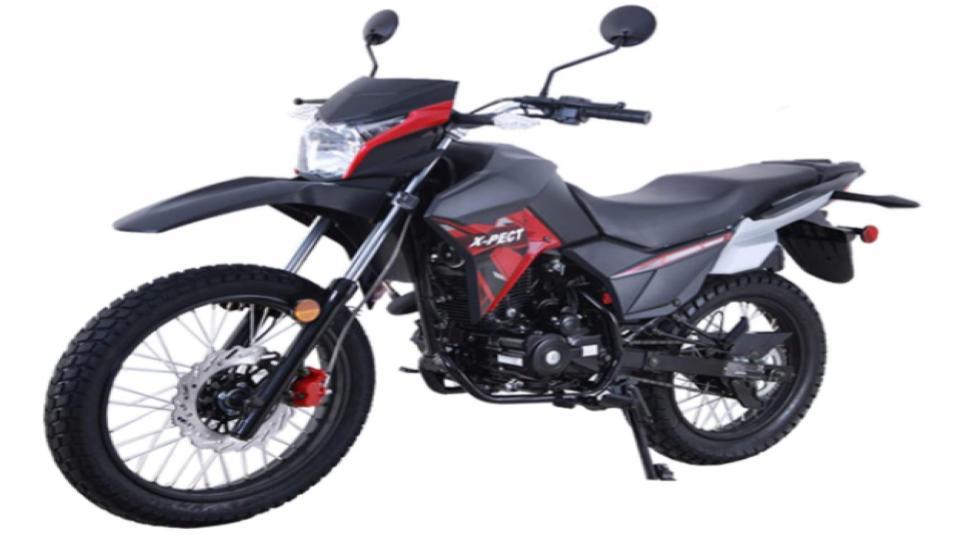 Lifan X-Pect EFI Motorcycle Bike